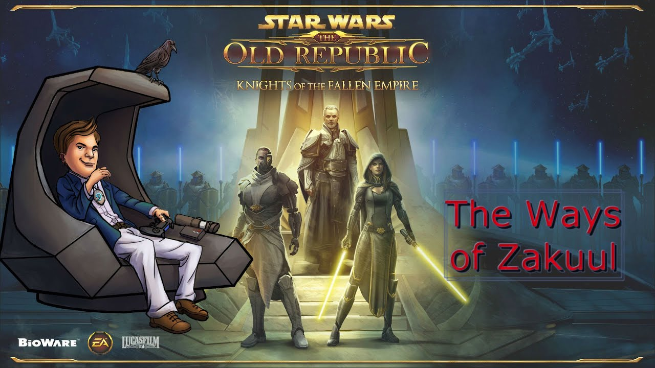 Star Wars: Knights of the Fallen Empire: Chapter VI - The ...
