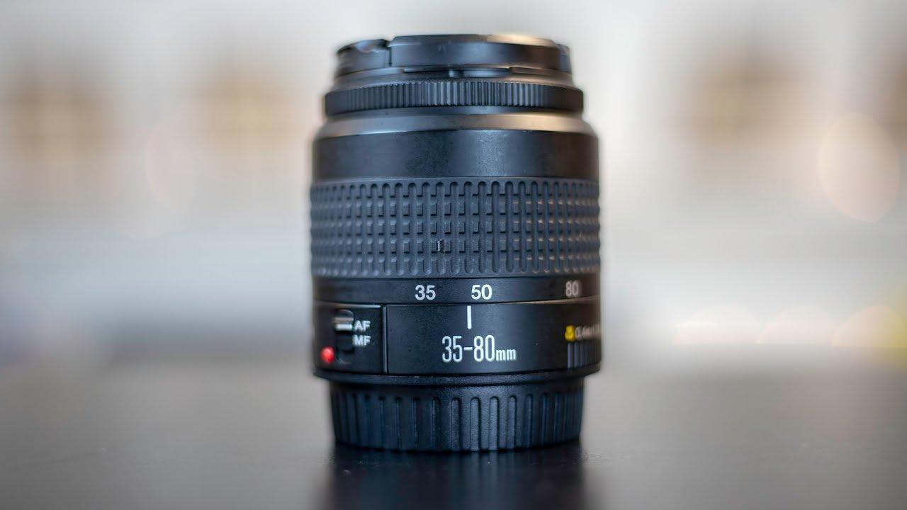 Canon Ef 35 80 Lens Review A Little Sleeper Lens Youtube