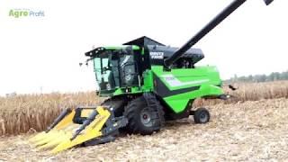 Kombajn Deutz Fahr C5305 | Agro Profil magazyn rolniczy