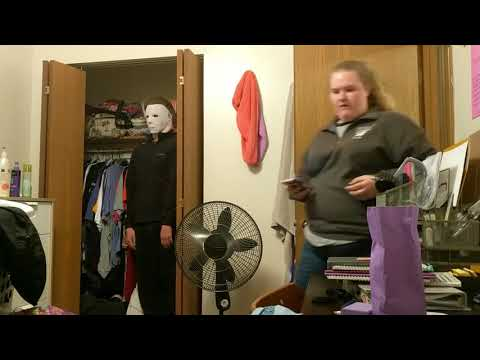 Woody's World - WATCH: Scaring Your Roommate...Or Not?