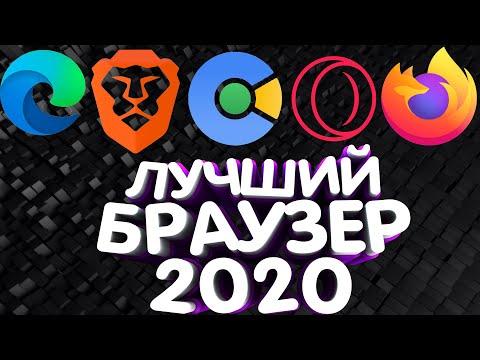 ТОП 5 БРАУЗЕРОВ 2020