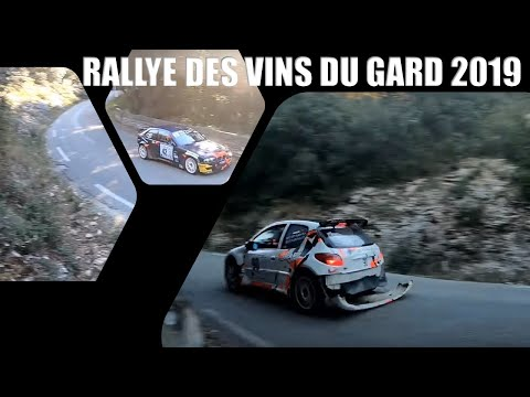 Rallye des Vins du Gard 2019 by Night/Day