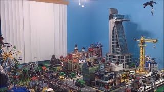 LEGO City Tour: May 2016 Update