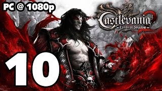 Castlevania: Lords of Shadow 2 Walkthrough PART 10 (PC) [1080p] No Commentary TRUE-HD QUALITY