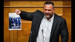 Γιάννης Λαγός: Μπακογιάννη και κόμματα συγχαίρουν τους δολοφόνους των Ισαάκ-Σολωμού