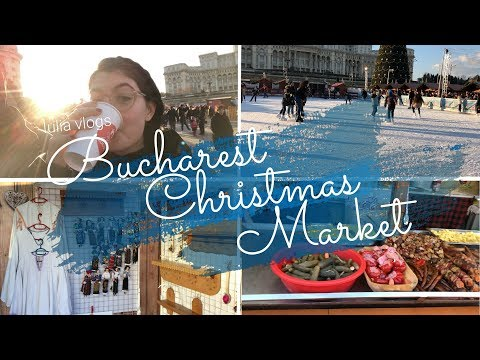Bucharest Christmas Market | Family Holidays in Romania