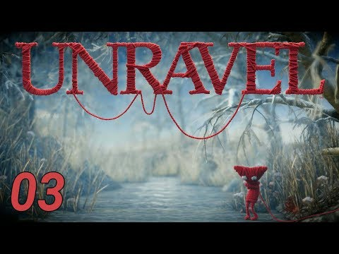 Let's Play: Unravel | Chapter 3 - Berry Mire (Twitch VOD)