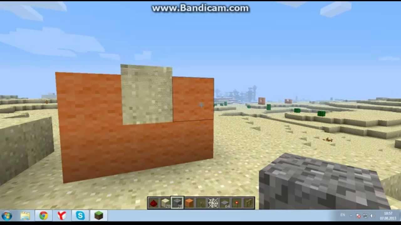 Minecraft как сделать телевизор 1.5.2 фото 950