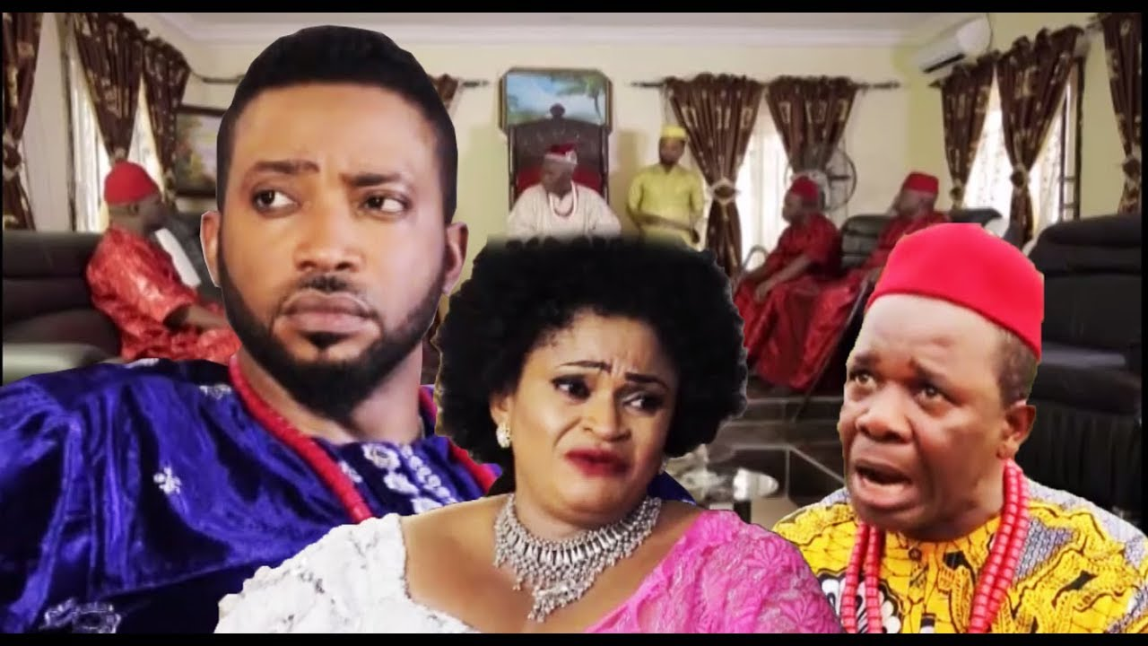 Download Cry Of A Kingdom - 2017 Latest Nigerian Nollywood Movies On Youtube (6 mins Preview)