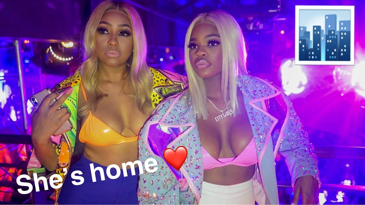 City Girls JT is Home from jail (New Music Out)