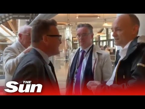 Dominic Cummings Confronted By FURIOUS Labour MP