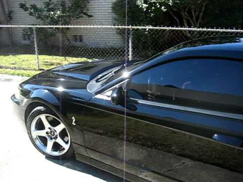 AJ Auto Detail, LLC: Ford Mustang Cobra