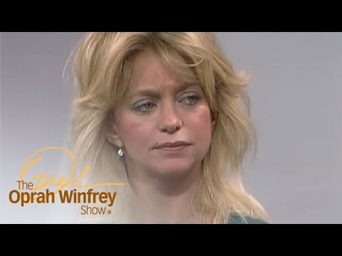 Goldie Hawn on Overcoming the