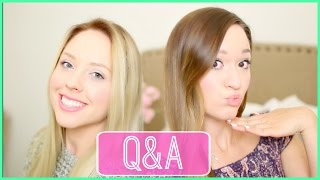 One of Ashley Nichole's most viewed videos: WE'RE NOT REALLY SISTERS?? | ASHLEYNICHOLE & ALISHAMARIE