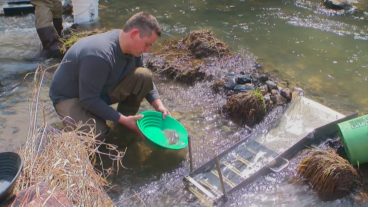 Finding Minnesota: Gold Prospecting In The Iron Range ...