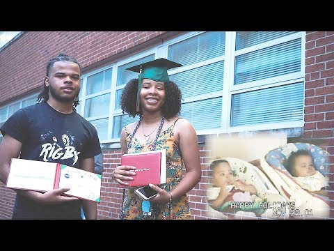 TWINS   Pierre and Kierra Nance's journey to Graduating from Lawrence North High School