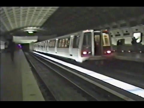 Washington DC Metro - July 3 1991
