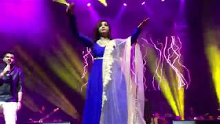 Shreya Ghoshal - Radha - Live in Birmingham UK