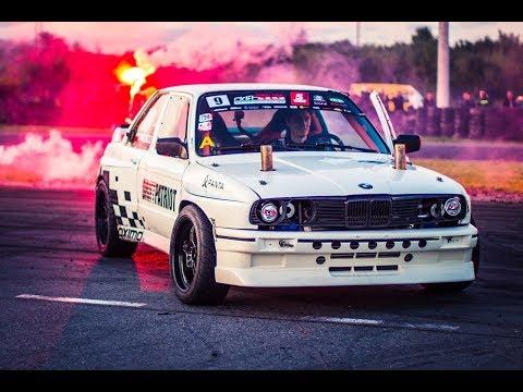 DZIK - Mój pierwszy Driftowóz - BMW E30 4,4 V8 BI-TURBO