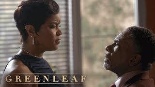 James to Rochelle quotI39ll Never Doubt You Againquot  Greenleaf  Oprah Winfrey Network