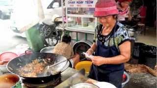 Char Kuey Teow @ Lorong Selamat - Geoge Town Penang