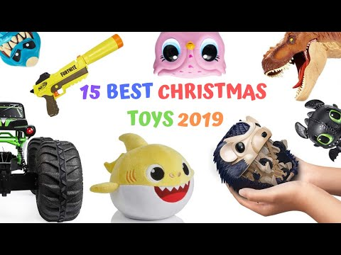 McFadden & Evans - Amazon Reveals Their Top Toys For The Holidays
