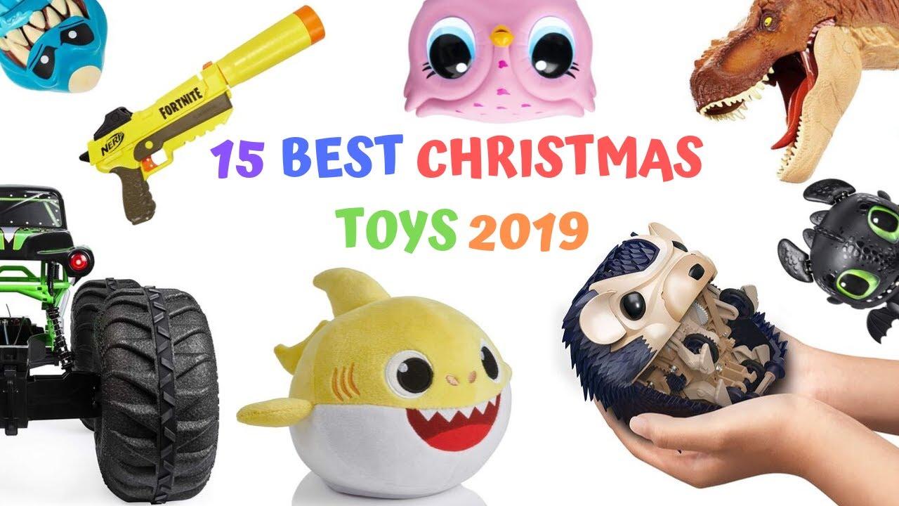 Best Christmas Toys 2019.15 Best Christmas Toys 2019