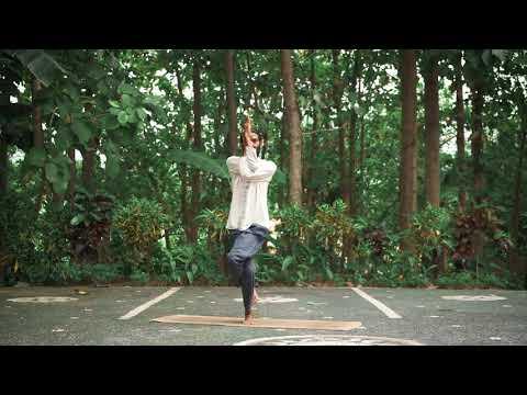 Garudasana - Eagle Pose Alignment
