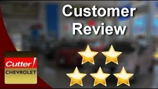 Cutter Chevrolet Honolulu          Incredible           5 Star Review by Susan K.