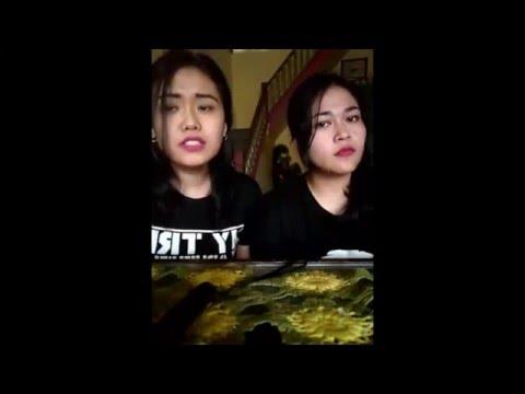 Cover lagu minang - Batin taseso