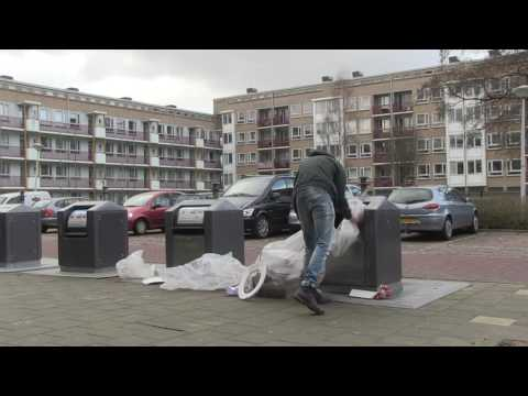 City Waste management of Amsterdam