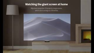 Xiaomi Mijia Laser Projector TV 4K (coupon: see description)