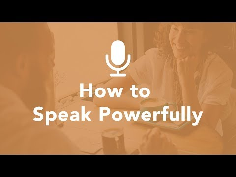 How to Speak Powerfully - Bruce Downes The Catholic Guy