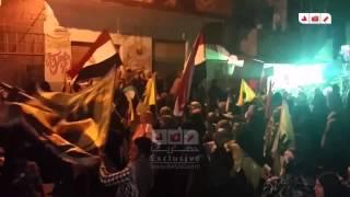 رصد   مسيرة حاشدة لاهالى العدوة تنديدا ببراءة مبارك
