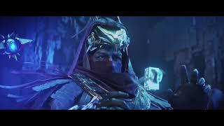 Maldición de Osiris - Cinemática de apertura [MX]