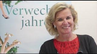 Hera Lind über ihren Roman »Verwechseljahre« (Diana Verlag)