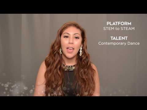 Meet Miss Inland Empire, Gabriela Fioretti