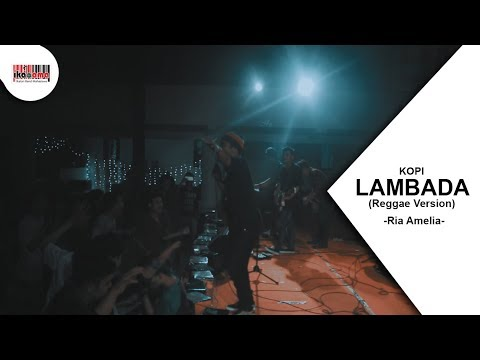 Kopi Lambada - Ria Amelia (cover by Pattatz band)
