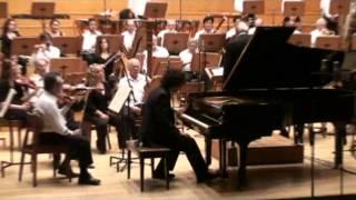 Ravel, Concierto para la Mano Izquierda I. Piano: Javier Villegas
