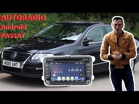 Comment changer un autoradio GPS Android PASSAT / CC 2005-2015