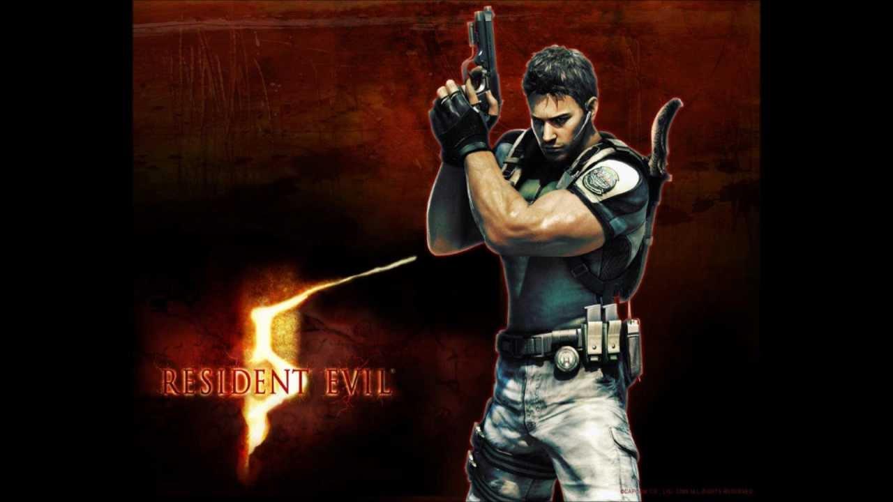 Resident Evil 5 Chris Redfield Hurry Youtube