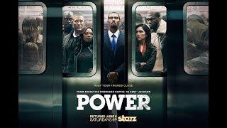 Заставка к сериалу Власть в ночном городе / Power Opening Credits