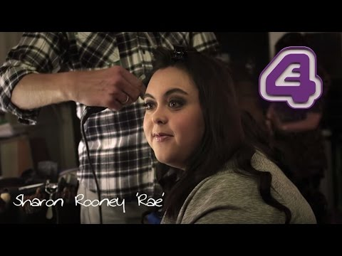 Rae Sharon Rooney meets Rae Rae Earl  My Mad Fat Diary