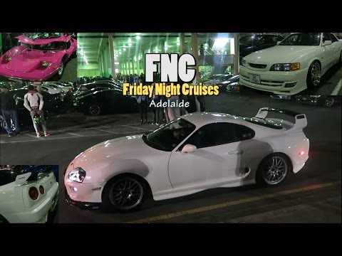 🐺FNC (Friday Night Cruises) Adelaide