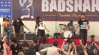 "Kar Gayi Chull ""Badshah"" At SGT University"