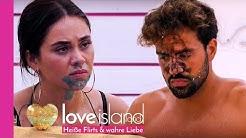 Krise nach der Challenge | Love Island - Staffel 3