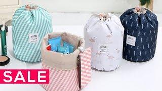 10 Best Makeup Bag For Women - Travel Cosmetic Bag