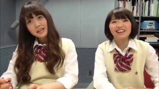 SKE48 1+1は2じゃないよ! 2015年4月16日放送分(木) 竹内舞vs矢方美紀 T...