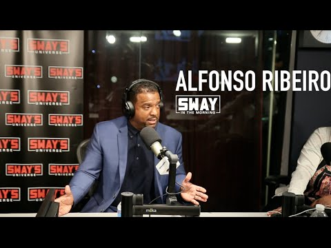 Alfonso Ribeiro On Why Will Smith's Friendship Means More Than Movie Roles