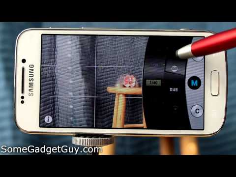 First Impressions: The Galaxy S4 Zoom on AT&T - Features & Camera Walk-through